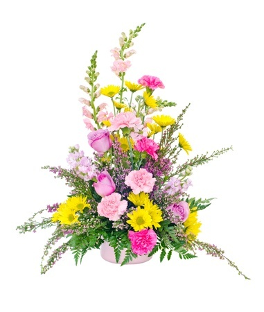 """Spring Struck Bouquet"""