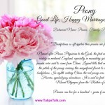 """Floral Quotes and Sayings"""